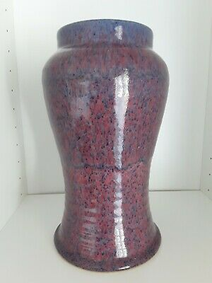 £19.99 • Buy Large Lovatts Langley Mill Arts And Crafts Vase Stoneware   1895-1930 Drip
