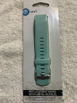 AU16.56 • Buy ONN Replacement Band With Metal Buckle LIGHT GREEN NEW