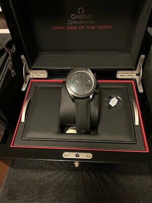 £6255 • Buy OMEGA Speedmaster Moonwatch DSOM: Excellent Condition W/ All Paper/receipt