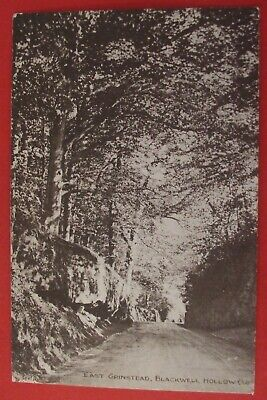 £6.50 • Buy Postcard POSTED 1934 BLACKWELL HOLLOW (UP) EAST GRINSTEAD SUSSEX