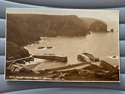 £0.99 • Buy Judges Postcard, No 8040, Mullion Cove An Harbour, Cornwall