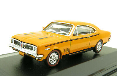 AU20 • Buy Road Ragers 1970 Holden Monaro HG GTS Coupe Muscle Car Indy Orange 1:87 Scale