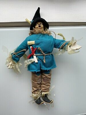 £26 • Buy Wizard Of Oz Scarecrow Doll, Rare, Turner 1987, Barbie/Action Man Size