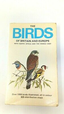 £6.99 • Buy The Birds Of Britain And Europe North Africa Middle East Original Bird Book 1973