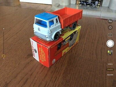 £28 • Buy Lorry Truck Dinky Toys BEDFORD TK TIPPER No.435 1st Issue