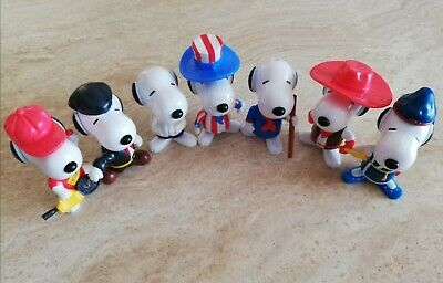 £1.60 • Buy Snoopy McDonalds Happy Meal Toys 1999