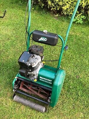 £39 • Buy Spares Or Repairs Suffolk Punch Qualcast 35s Lawnmower Petrol Cylinder Mower