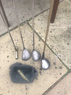 AU18.88 • Buy Selection Of Left Handed Golf Clubs Titleist And Yamaha