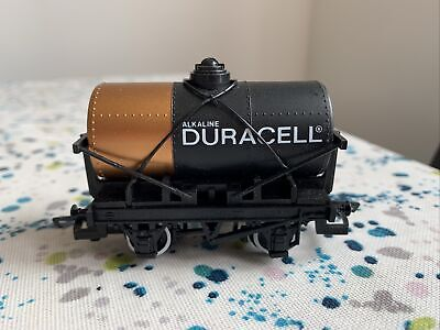 £10 • Buy Hornby OO Gauge R140 Duracell Alkaline Tank Wagon - Very Good Condition