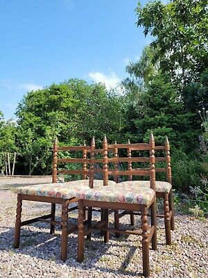 £39.50 • Buy Vintage Set Of 4 Younger Toledo 1970's Dining Chairs