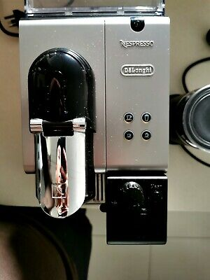 AU66.92 • Buy Nespresso Delonghi Coffee Machine With Free Milk Frother