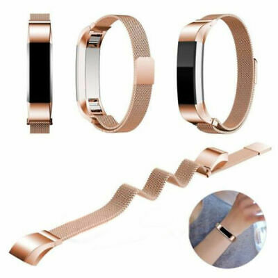 AU21.24 • Buy Replacement Metal Wrist Band Strap Magnet Lock For Fitbit Alta/Alta HR DreamedHi