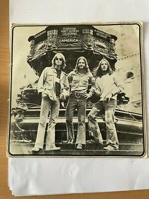 £14 • Buy America Rare Picture Sleeve Advance Promo Copy 7  EP  A Horse With No Name