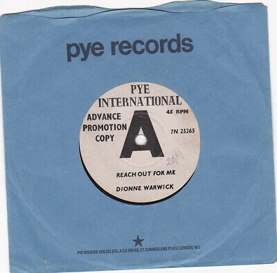 £14.99 • Buy Northern Soul Rare British Version Reach Out For Me  Demo Original