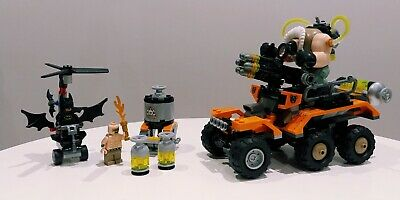 £35 • Buy LEGO THE BATMAN MOVIE 70914 Bane™ Toxic Truck Attack, Retired, Complete