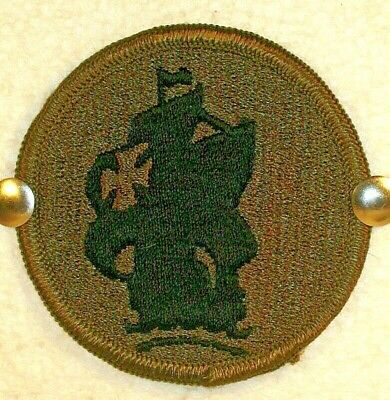 £3.58 • Buy US Army South Crest Badge Insignia Patch Olive Drab Fatigue