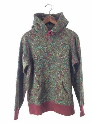 $ CDN592.18 • Buy Supreme 11Aw/Paisley Pullover/Hoodie/M/Cotton/Brd/Paisley/Pullover