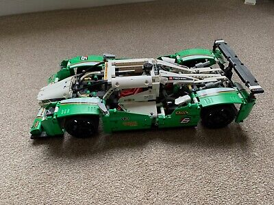 £5 • Buy Lego Technic Le Mans Car 42039 100% Complete Mint In Box Retired Set