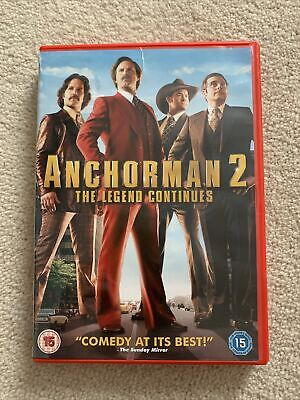 £0.50 • Buy Anchorman 2 The Legend Continues