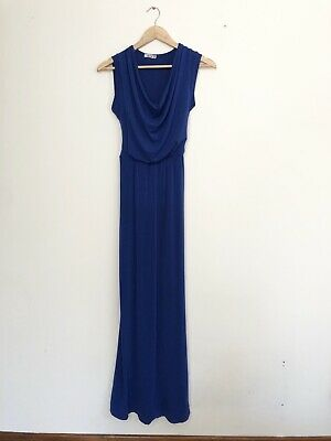 £3 • Buy Wal G. Women's Blue Maxi Dress. Size S. Perfect Occasion Or Casual Wear.