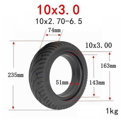 AU53.96 • Buy Electric Scooter Replacement 10x3.0 10*2.70-6.5 Explosion Proof Vacuum Tire Tyre