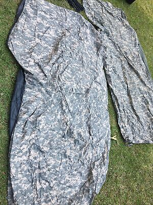 $99 • Buy US Military Tent Universal Improved Combat Shelter Digital ACU ICS Backpacking