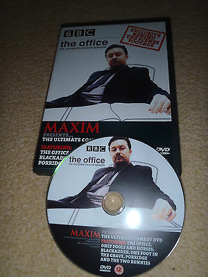 £2.90 • Buy Maxim DVD The Ultimate Comedy DVD  The Office,the Complete Second Episode.