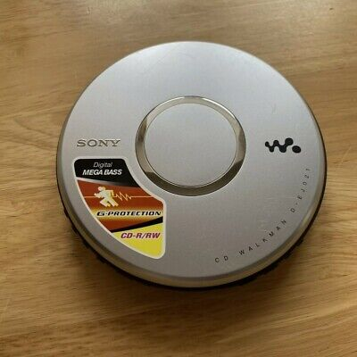 £15.90 • Buy Sony Walkman D-EJ021 Personal Portable CD Player - TESTED & WORKING