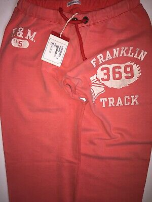 £75 • Buy Franklin And Marshall Track Top Top R.R.P. £99