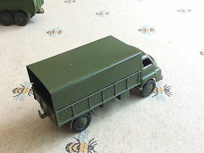 £8 • Buy Dinky 621 Bedford 3 Ton Army Wagon Very Good Condition Unboxed