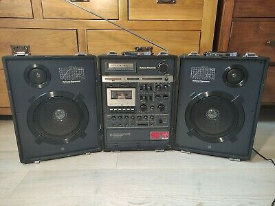 £350 • Buy National Panasonic RX - A2F 4-Band 90W Stereo Radio Cassette Recorder.