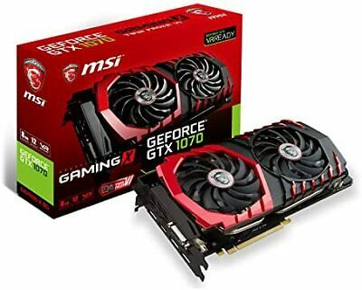 $ CDN1221.39 • Buy GeForce GTX 1070 Graphic Board With MSI Original Cooling System TWINFROZR VI Ge