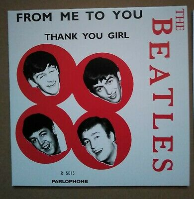 £15 • Buy The Beatles From Me To You 7  Norway Sleeve 2019 Re-issue BRAND NEW NOT SEALED