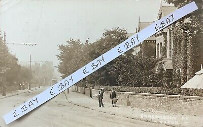 £20 • Buy Shrewsbury Road, Oxton, Wirral. Real Photographic Postcard.