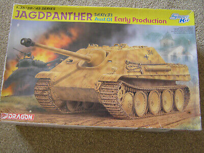 £35 • Buy DRAGON 6458 1/35 Sd.Kfz.173 Jagdpanther Ausf.G1 Early Production