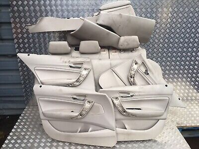 £0.99 • Buy BMW 1 Series F20 Cream Leather Interior Seats With Door Cards