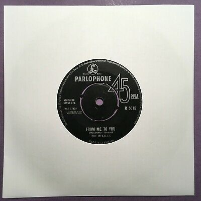£9.99 • Buy The Beatles - From Me To You (7  Single) 1st Press Rare KT Tax Stamp R 5015