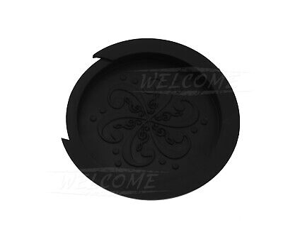 £5.48 • Buy Acoustic Guitar Sound Hole Cover Rubber Musical Guitar Accessory Black Color