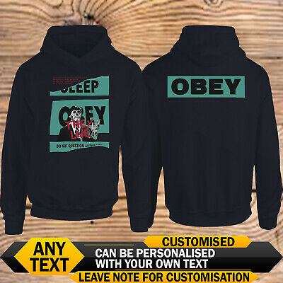 £23.99 • Buy They Live Obey Movie Funny Politic Adults Gift For #ED Mens Hoodies