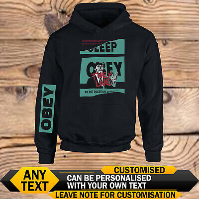 £23.99 • Buy They Live Obey Movie Funny Politic Gift For Adults #ED Mens Hoodies