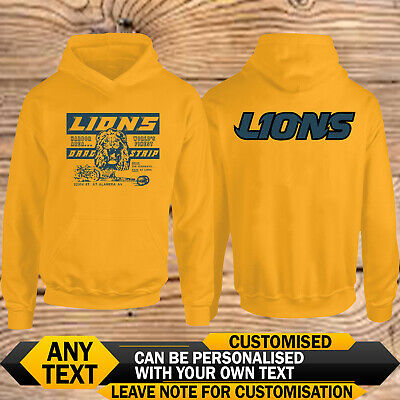 £23.99 • Buy Cliff Lions Drag Strip Once Upon A Time Adults Gift Mens Hoodies #ED
