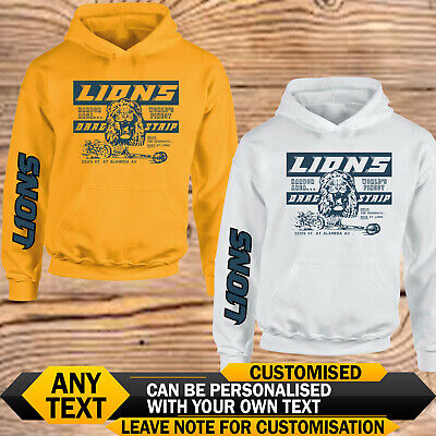£23.99 • Buy Cliff Lions Drag Strip Once Upon A Time Adults Gift For Mens Hoodies #ED