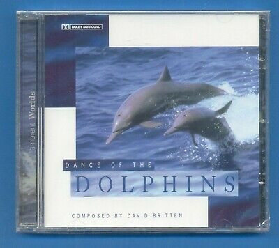 £10 • Buy 4 CDs NEW AND SEALED.RELAXATION MUSIC.TRANQUILLITY,BATH HEAVEN,SERENITY,DOLPHINS