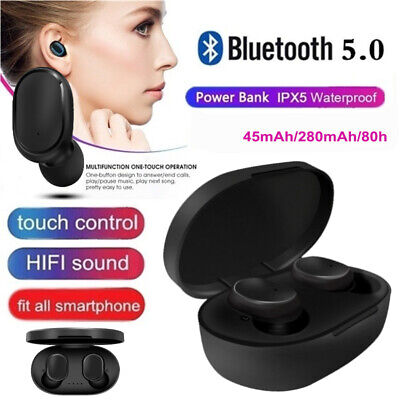 $12.89 • Buy For Xiaomi Redmi TWS Airdots Headset Bluetooth 5.0 Headphone Stereo Earbuds