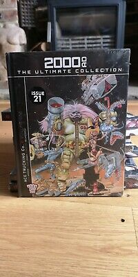 £9.99 • Buy 2000ad The Ultimate Collection Ace Trucking Co #17 Issue 21 *Sealed*