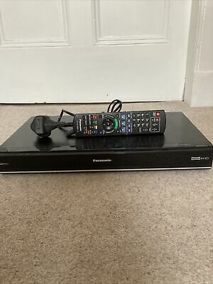 £29.95 • Buy Black Panasonic DMR-HW120 HDD Recorder Freeview HD Player With Remote Included