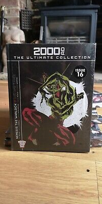 £9.99 • Buy 2000AD The Ultimate Collection Nemesis The Warlock Vol 3 Issue 16 *Sealed*