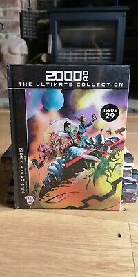 £9.99 • Buy 2000AD The Ultimate Collection D.R & Quincy Skizz *Sealed*