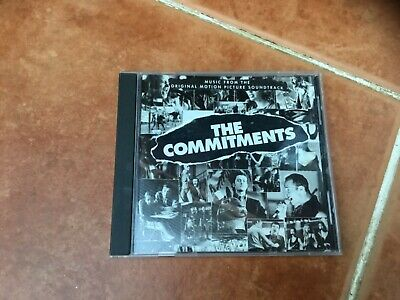 """£0.99 • Buy The Commitments """"music From Original Motion Picture Soundtrack"""" - Cd/album(1991)"""