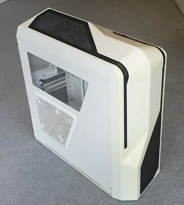 £25 • Buy NZXT Phantom 410 - White - Full ATX Gaming PC Case *With Fan Controller*